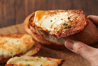 これぞ究極のチーズトースト