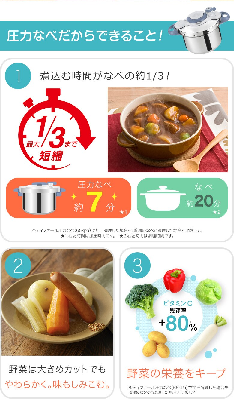 T-fal x Oisix 時短・簡単・おいしく!親子で一緒に、圧力なべ料理を作ってみよう!