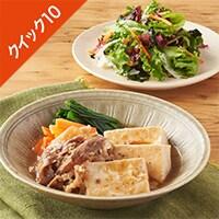 Kit3人前/味しみやわらか!牛肉とニラの肉豆腐