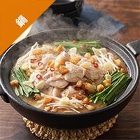 [予約][Kit]焦がしにんにくのスタミナ鶏味噌鍋