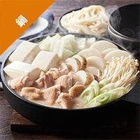 [Kit]笠原流!白味噌とチーズのホワイト鍋
