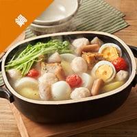[Kit]魚介だし効いた野菜おでん鍋