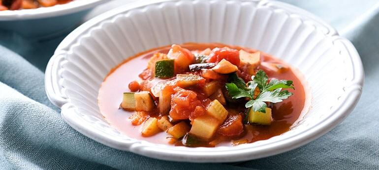 [Kit]夏野菜たっぷりトマトスープ