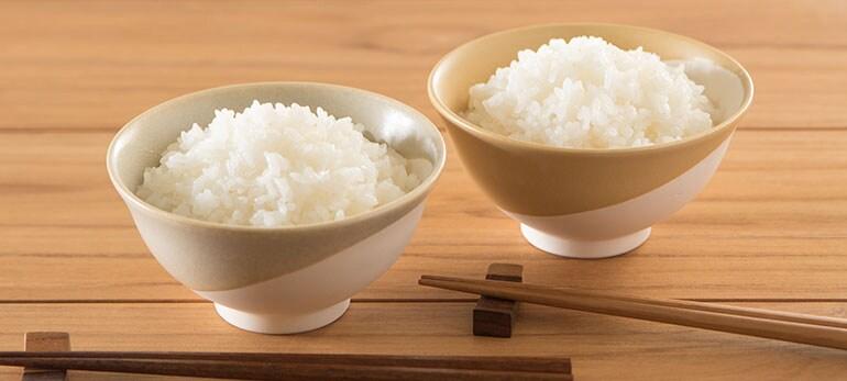 [Kit]新米食べ比べ!鍋炊きふっくらごはん