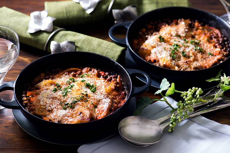 [Kit]厚切り豚ロースとレンズ豆のスープ煮