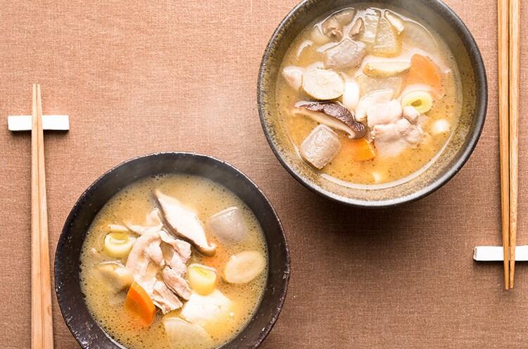 [Kit]続・深夜食堂の味 飯島さんの豚汁