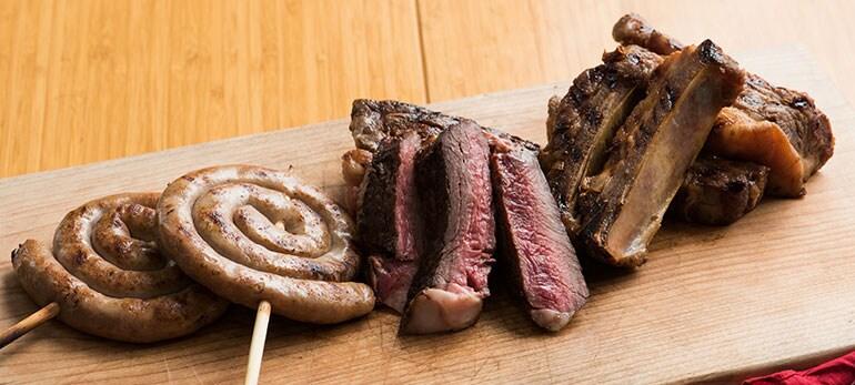 [Kit]熟成肉やスペアリブも!お肉のグリル
