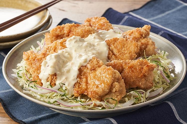 [Kit]【クイック1皿】さっぱり野菜とお手軽チキン南蛮