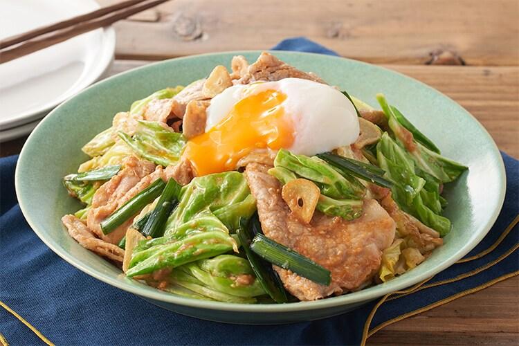 [Kit]【クイック1皿】豚肉の味噌炒め煮