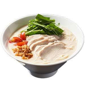 [麺Kit]一風堂監修!豆乳仕立ての豚骨ラーメン