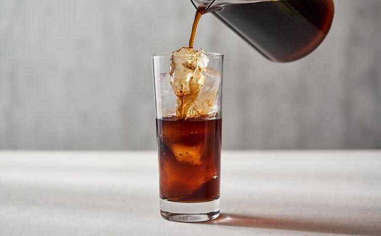 ブラジル産のコーヒー豆をじっくり焼き上げたこだわり水出し珈琲:イメージ
