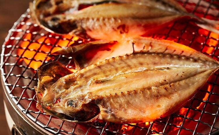"""魚が最も美味しくなる""""旬""""にあわせて丁寧に調理:イメージ"""