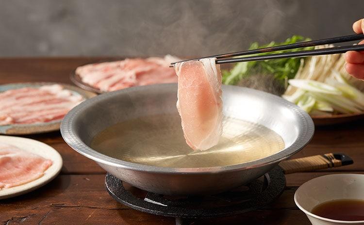 平田牧場こだわりの豚肉を食べ比べセットに:イメージ