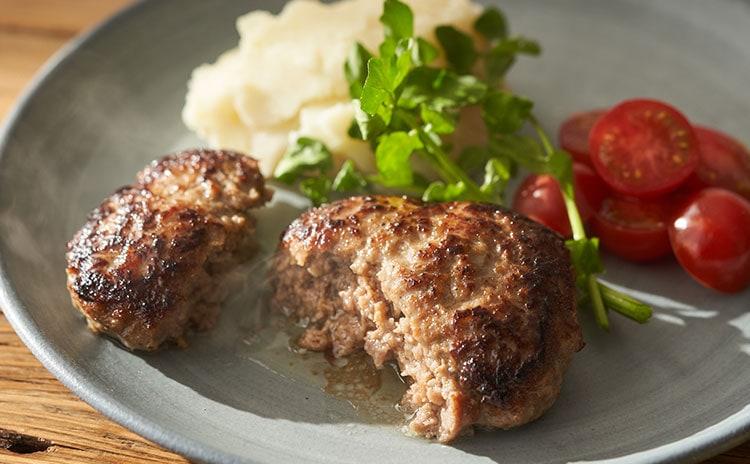 解凍すればあとは焼くだけ。お肉専門店の味わいをご自宅で:イメージ