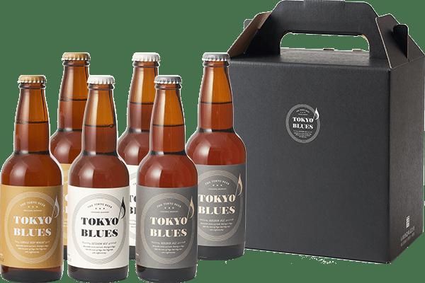 TOKYO BLUES クラフトビール飲み比べセット