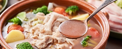 メキシカンサルサ鍋