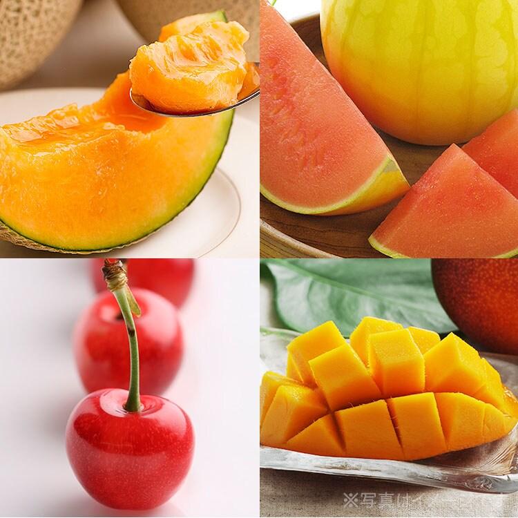 飽きずに食べられる!2種類以上のフルーツを詰め合わせ