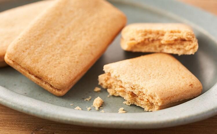 バターをたっぷり使った贅沢クッキー:イメージ