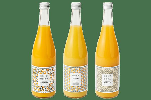 無茶々園 飲む柑橘ギフトセット