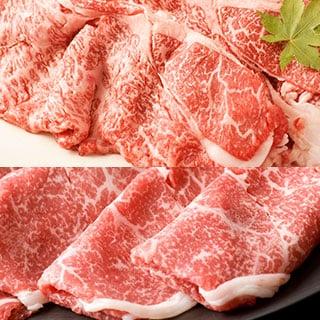 二大銘柄牛食べ比べ