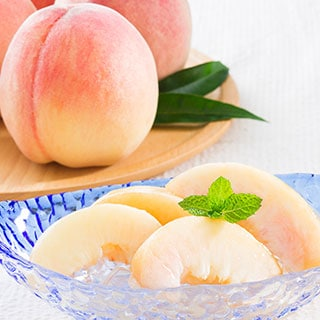 山梨県・伊東さんの桃 食べ比べ便