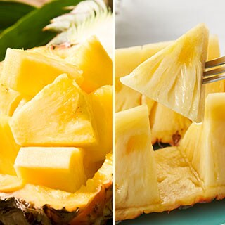 台湾パイン2品種食べ比べセット