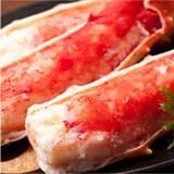 プリップリ食感 タラバガニ
