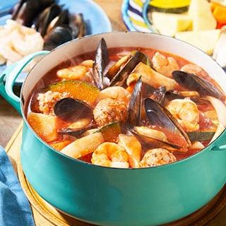 世界のごちそう鍋食べ比べ便