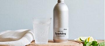 天然水の恵み Sparkling