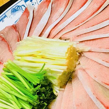 鰤しゃぶ鍋の画像