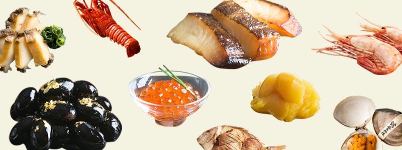 おせち料理の種類とその意味を知ろう