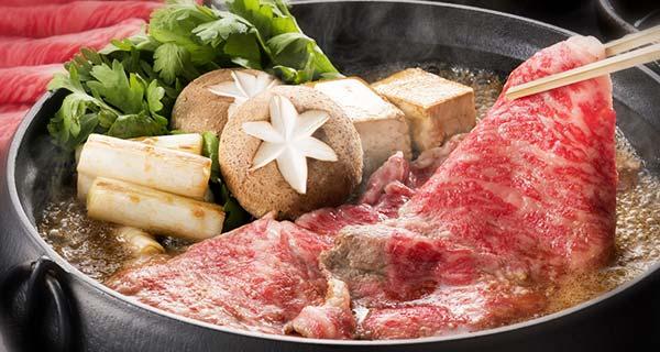 宮崎牛 すき焼き 食べ比べ