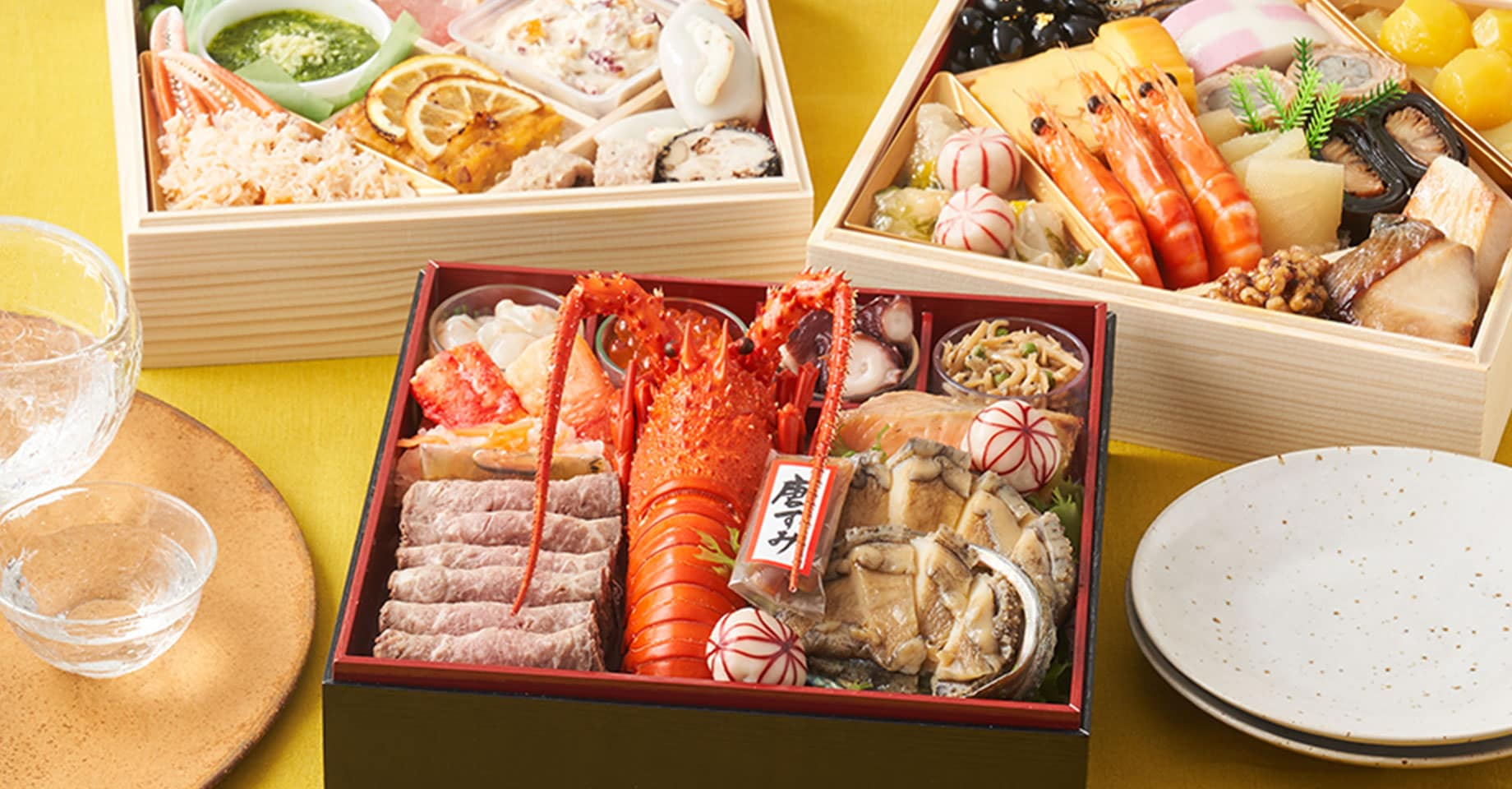 高砂×豪華海鮮オードブル 萬福のイメージ画像