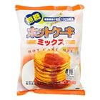 シンプルな材料の国産ホットケーキミックス(無糖)