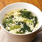 【化学調味料不使用】わかめと胡麻入り卵スープ5個