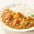 国産野菜を使った定番カレー  5P