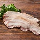 国産豚のバラベーコンスライス