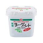 【TFT】(砂糖不使用)飛騨プレーンヨーグルト400ml
