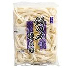 お鍋の〆極太麺