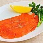 紅鮭スモークサーモン切り落とし