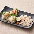 [とれピチ]深川さん目利き 真鯛刺身のたっぷりフィレ