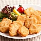 【50円募金付き】国産鶏のジューシーナゲット(チキン)