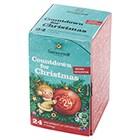 クリスマスカウントダウンカレンダーティー 24袋