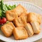 北海道やまいもとチーズのふんわり揚げ