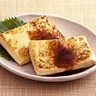 豆腐百珍 甘口醤油たれで食べる 豆腐ステーキ2枚入