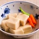 レンジで簡単!高野豆腐の煮もの(鎌田醤油だし付)