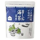 【0円Pass】ごま油と塩で味付け 国産旨しお海苔