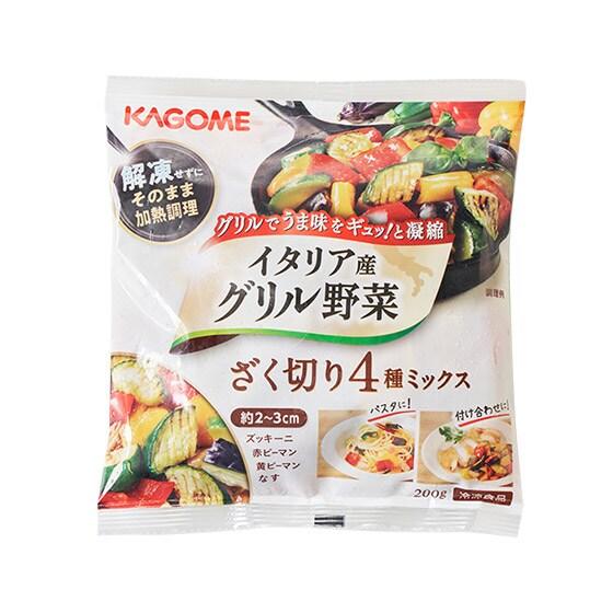【冷凍】煮物や炒めに!4種野菜ミックス菜園風200g