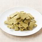 【グルテンフリー】米粉入りお魚チップス(ほうれん草)