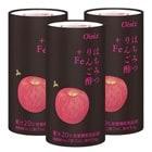 【週替わり!牛乳飲み放題】はちみつりんご酢+Fe3本